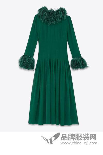 圣罗兰女装2016秋冬新品