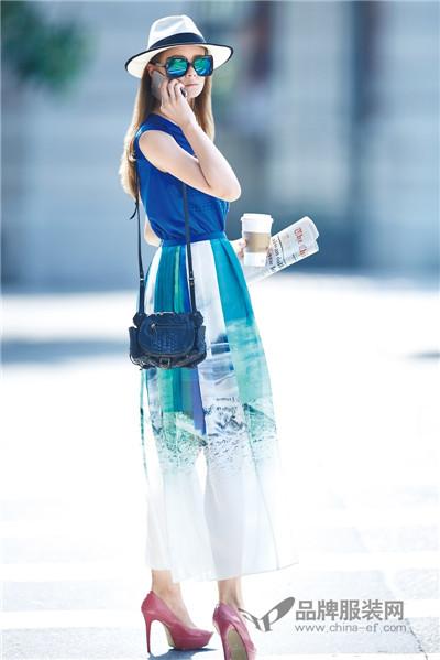 Hoyating荷雅婷女装2016夏季新品