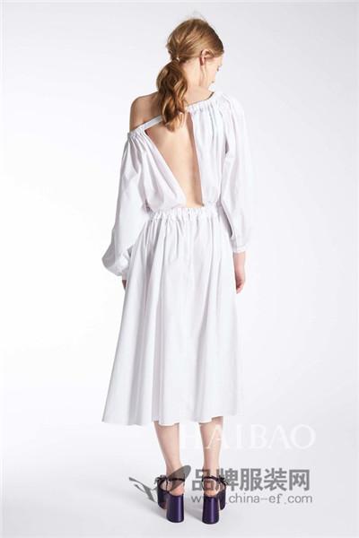 巴黎罗莎 (Rochas)女装2017春夏新品