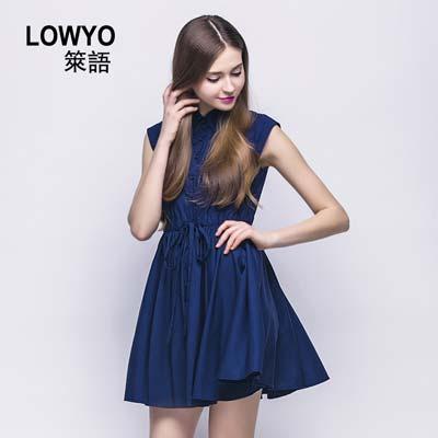 LOWYO箂語裙/裤2016夏季新品