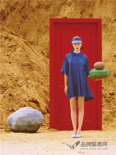 Maison Kitsune 青春活力的异国风情系列