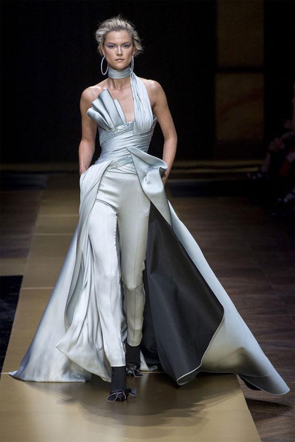 Atelier Versace 2016秋冬高定系列时装秀
