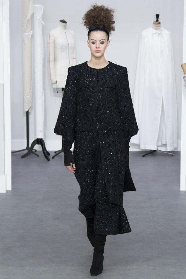 Chanel 2016秋冬系列高定时装秀