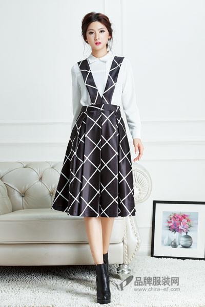 艾丽哲女装  追求时尚的女性着装