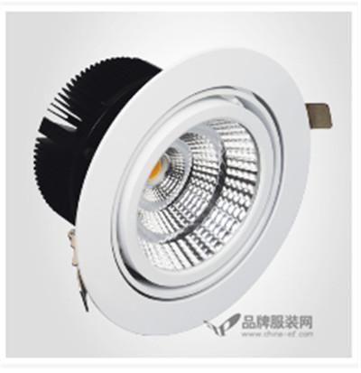 转动筒灯 DLE06 35W-45W