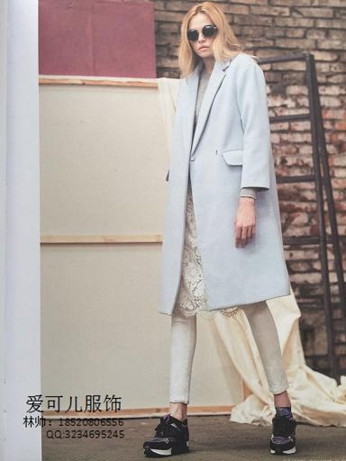 深圳市爱可儿服饰有限公司女装2015秋冬新品