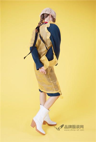 MM6 Maison Margiela女装2017春季系列