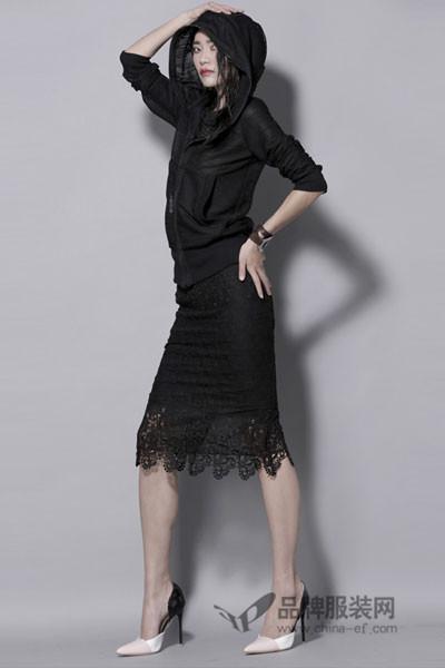 后构想女装2016春夏新品
