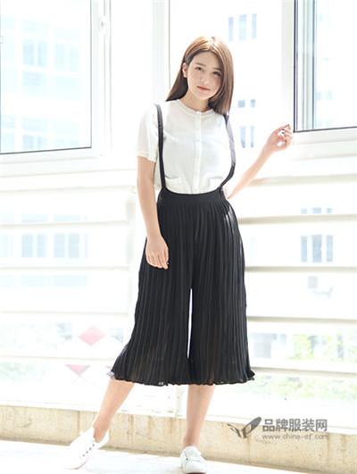 LAZY女装2016夏季新品