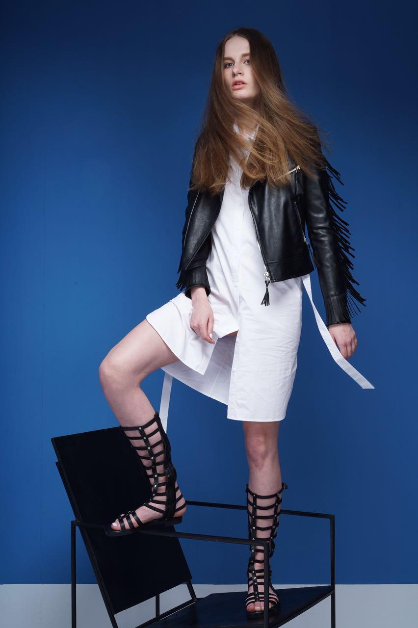 MINX MOLEY女装2016秋新品