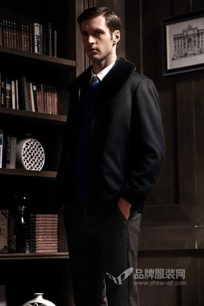 爱迪・丹顿男装 经典、优雅为品牌的风格定位