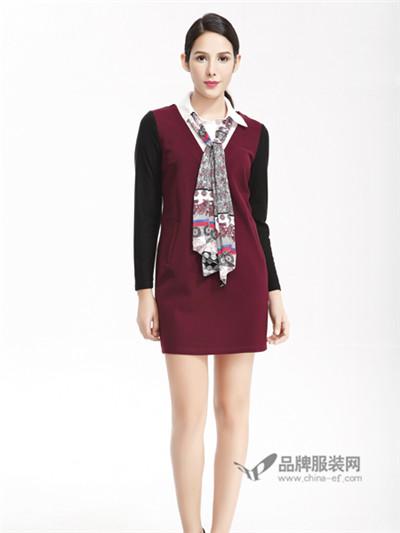 维娜女装2016冬季新品