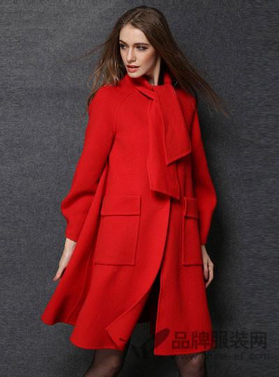 衣肖秀女装折扣品牌  时尚、潮流、款式简单大方