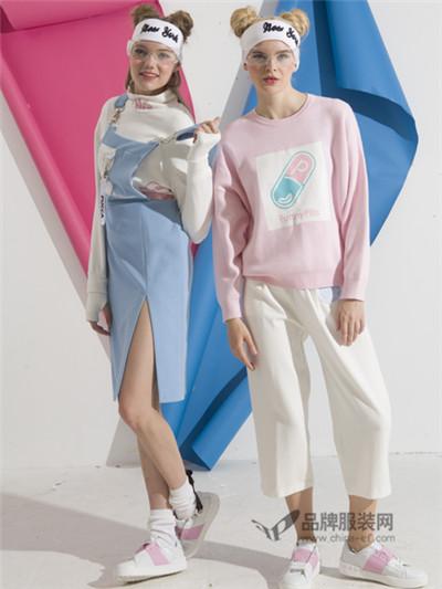 中国娃娃PUCCA女装2016秋冬 外套