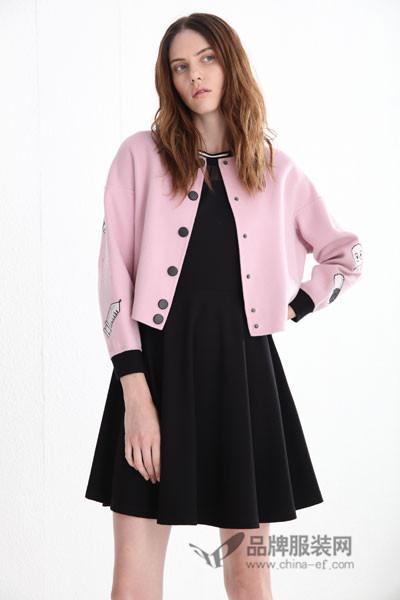 法曼斯女装2016秋冬 短款外套