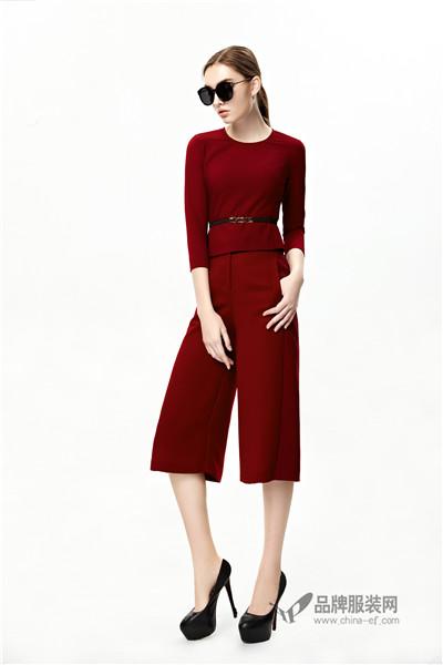 女装品牌 例格女装大胆吸收世界流行 趋势和时尚元素