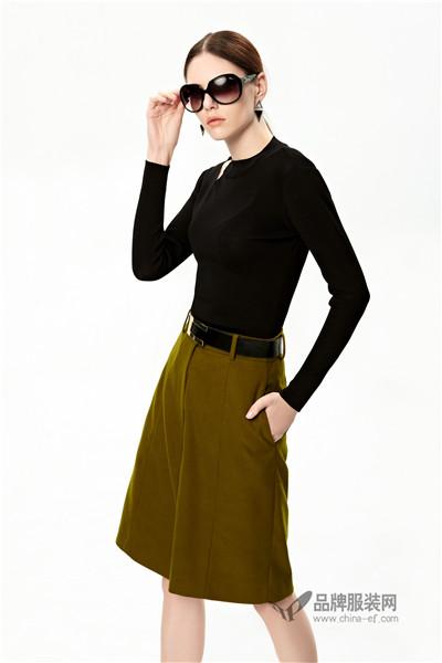 例格女装内涵中蕴含激扬的设计风格,不断演变