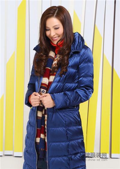 吉蒂女装2016秋冬新品