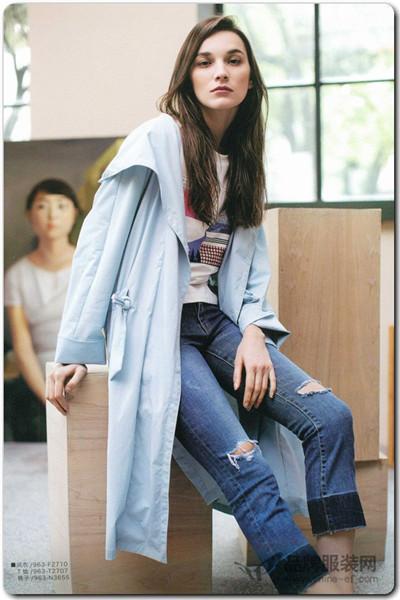 依库女装 对时尚潮流的热崇……