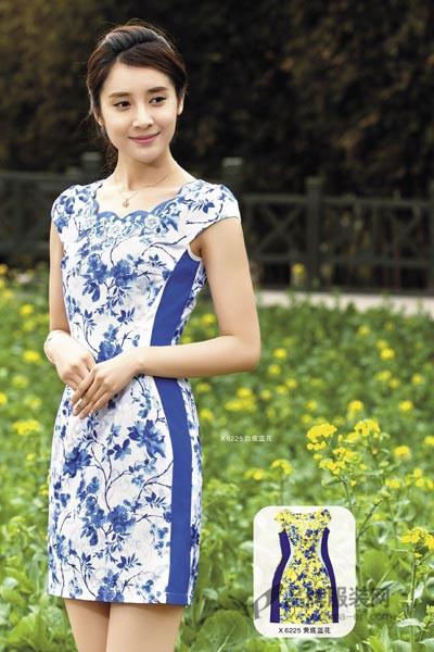 兰亭旗袍 2016 新品