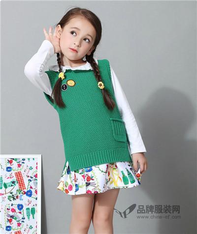 小猪班纳全资品牌朋库一代 时尚童装博采众长