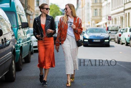 纽约时装周走起OL风,这种新Office Lady Style穿上街照样时髦又有型 想学习从挑选一双美鞋开始!