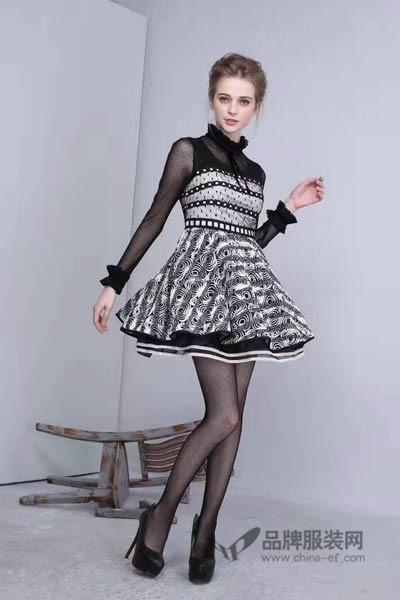 GAONA尕娜女装2016秋冬新品