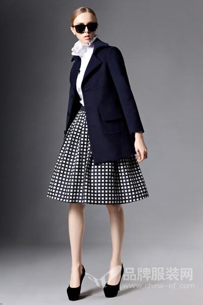 国际女装_浩洋国际女装 前卫时尚,剪裁新颖,选用高档的上乘面料