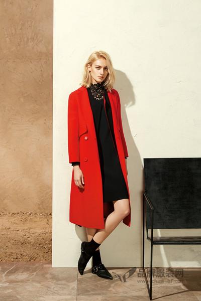 红凯贝尔女装 优雅与华丽,品位与时尚的结合