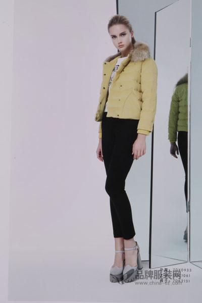 点占女装 女性衣着个性与品味时尚的体现