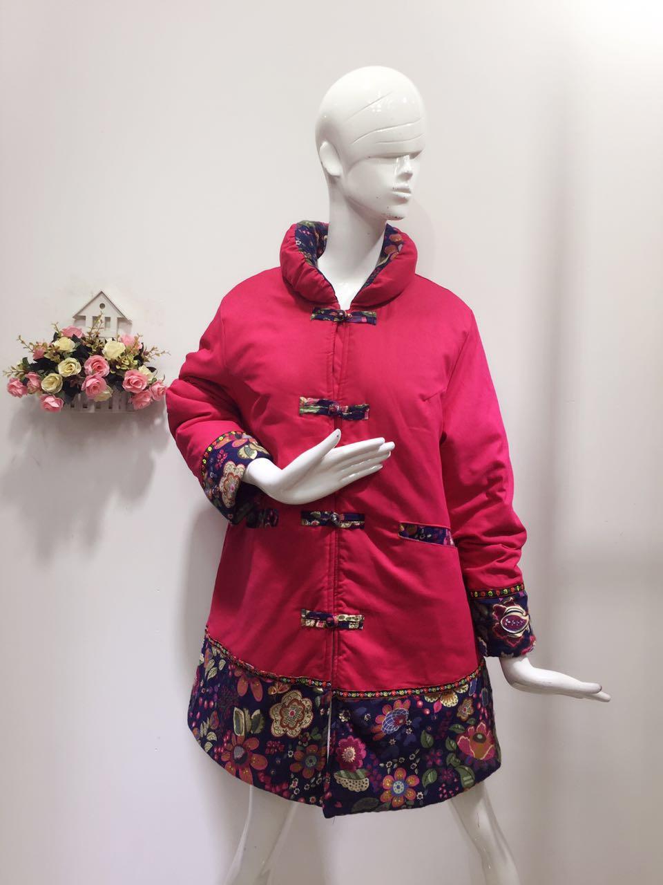 潮流大品牌女装折扣 中国风民族风 当季新款棉麻 一手货源批发