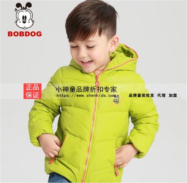 巴布豆秋冬新款品牌折扣童装批发,小神童服饰