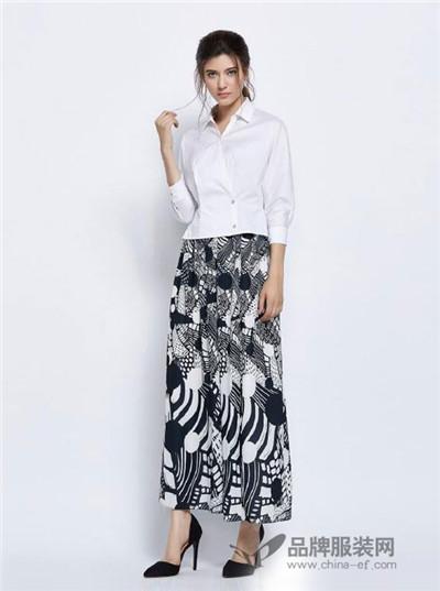 力思菲尔女装2016秋冬  白色衬衫