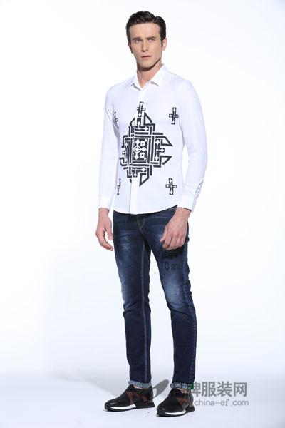 卧虎藏龙OHCL男装 率先开启中国大陆快商务时尚男装市场