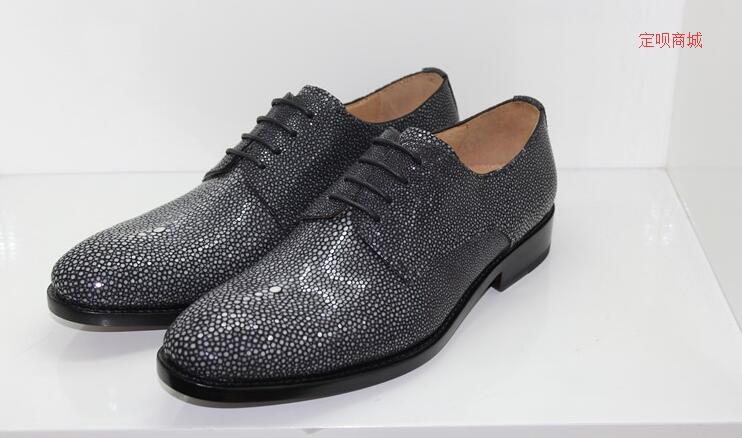 定呗商城手工皮鞋私人定制