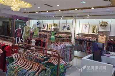 东方贵族店铺展示