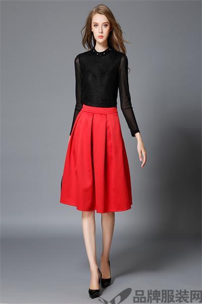 吸引力服饰有限公司女装2016冬季新品