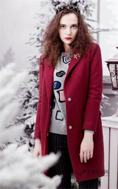 斯妲黛莎女装2016秋冬新品
