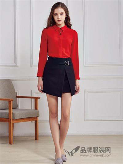 都市衣柜女装 追求自我的18-35岁年轻女性消费群体