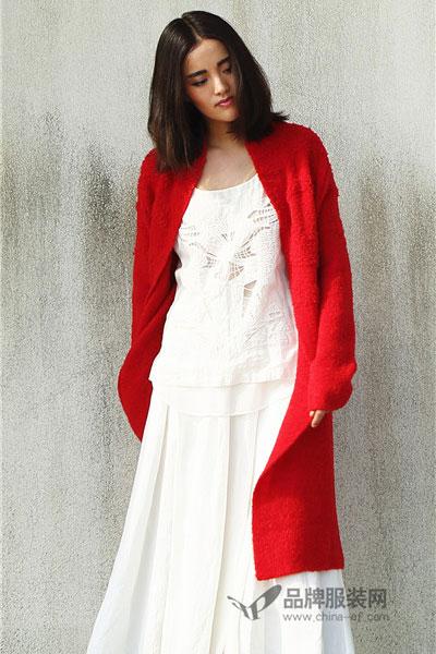 底色女装 游离于大众潮流之外棉麻服饰