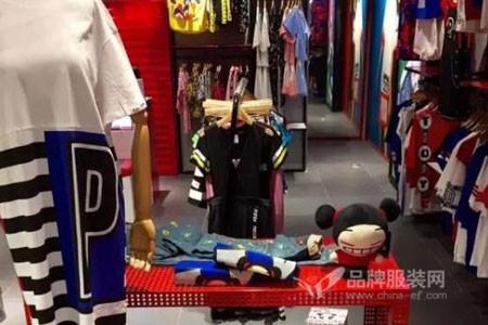 中国娃娃PUCCA店铺展示