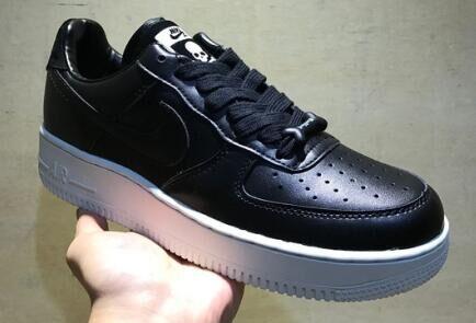 山东省耐克空军一号骷髅头日本联名1 1头层皮运动鞋代理