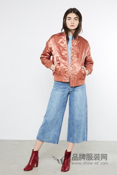 CLOCKHOUSE女式休闲凌形格子外套