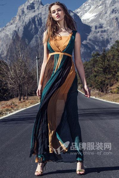 卡索女装   都市女性交心的品牌