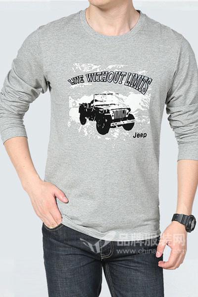 一折街男装纯棉T恤