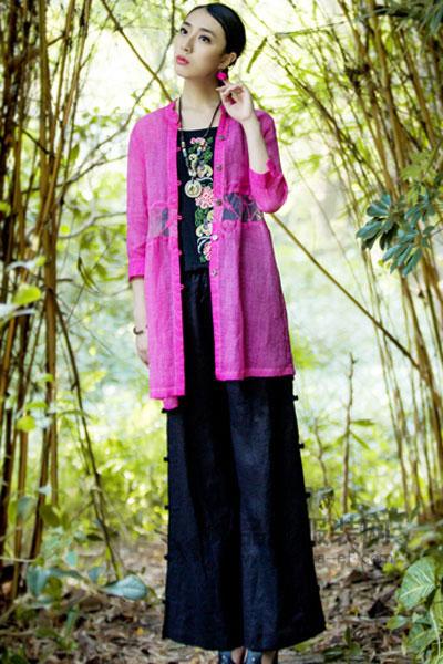 曼茜纱女装,知识女性喜爱的特色品牌!