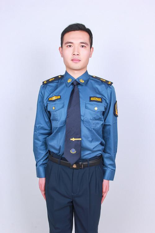 山东新版统一路政标志服执法制服厂家