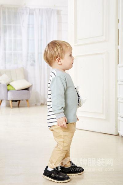 婴姿坊童装2017春季婴幼外出服套装