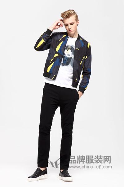 ZENL佐纳利男装具有意大利设计风格、年轻时尚男性品