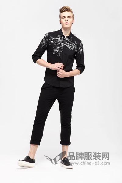 ZENL佐纳利男装意大利设计风格、年轻时尚男性品